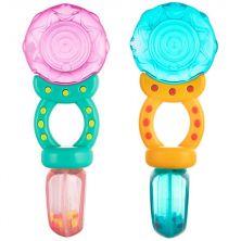 Sonajero Con Mordedor Refrigerante Lollipop Canpol Babies