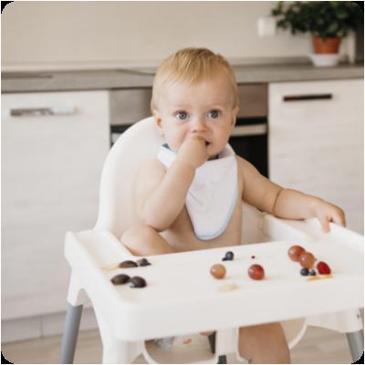 Productos de alimentación para bebé en tu tienda online