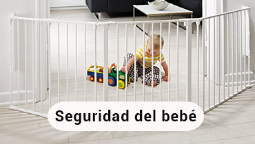 seguridad para bebé