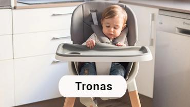 Tronas para bebé